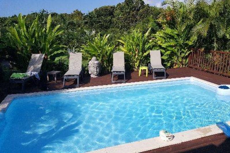 Location de vacances - Villa à Saint-François