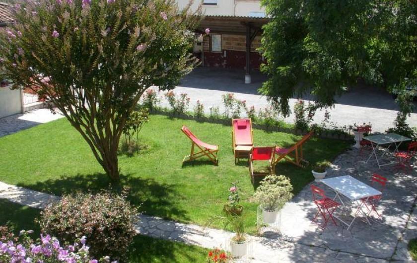 Location de vacances - Hôtel - Auberge à Queyrac