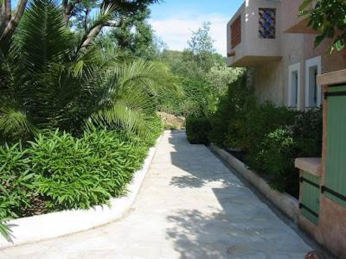 Location de vacances - Mas à Cavalaire-sur-Mer