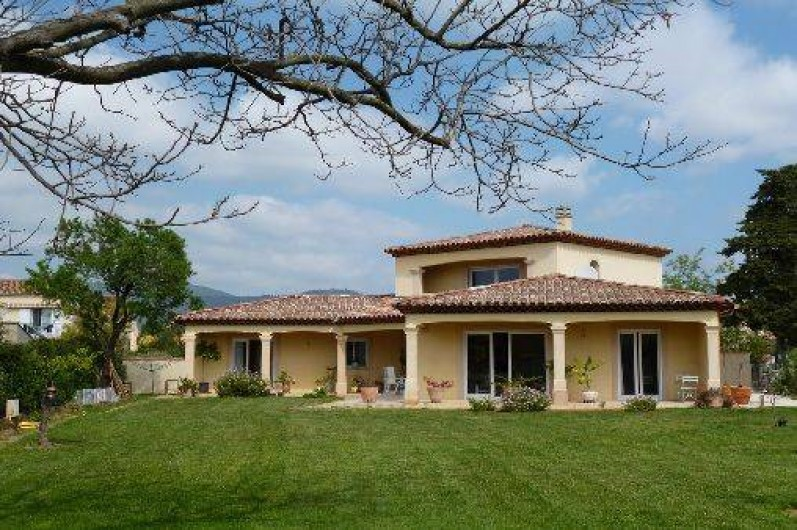 Location de vacances - Maison - Villa à La Crau - Extérieur