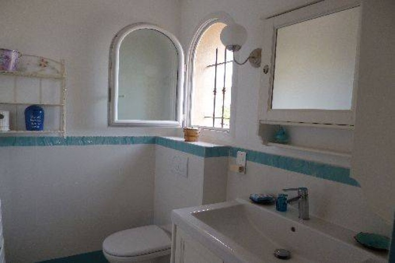 Location de vacances - Maison - Villa à La Crau - Salle de bain