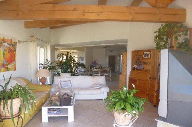 Location de vacances - Maison - Villa à La Crau - Salon
