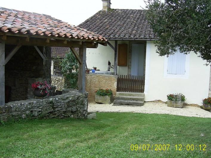 Location de vacances - Maison - Villa à Cuzorn - maison sépendance
