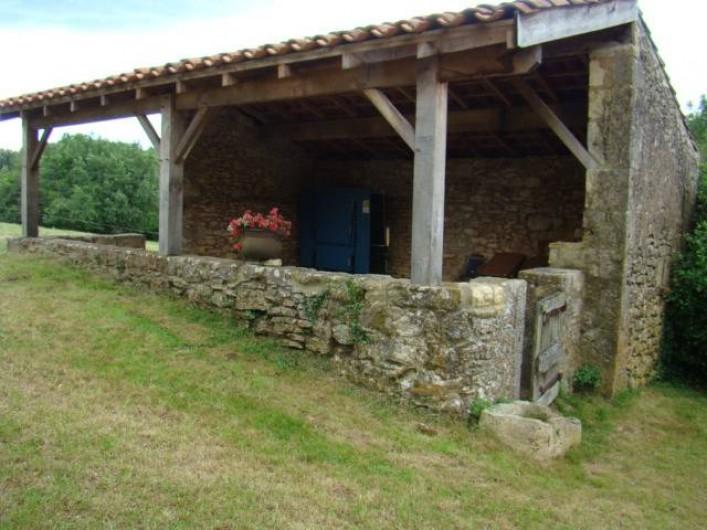 Location de vacances - Maison - Villa à Cuzorn - dépendance