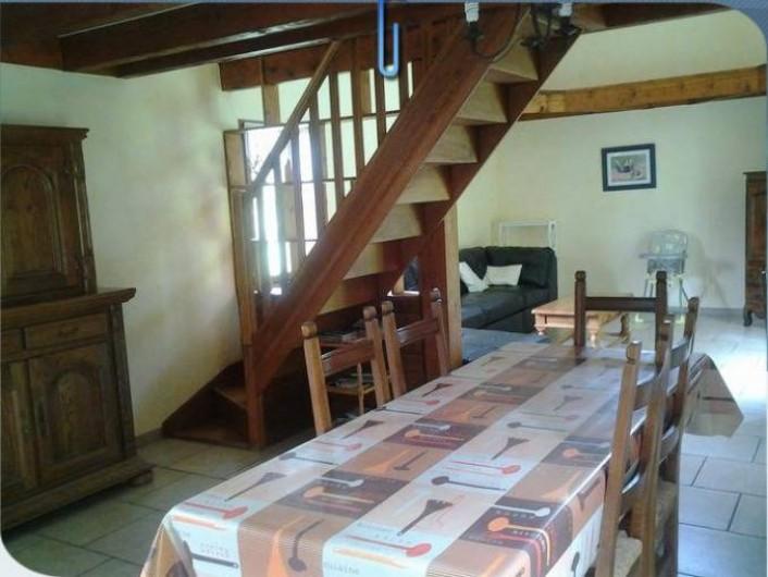 Location de vacances - Maison - Villa à Sexey-aux-Forges - Pièce à vivre