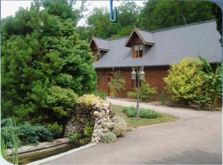 Location de vacances - Maison - Villa à Sexey-aux-Forges - le Gîte