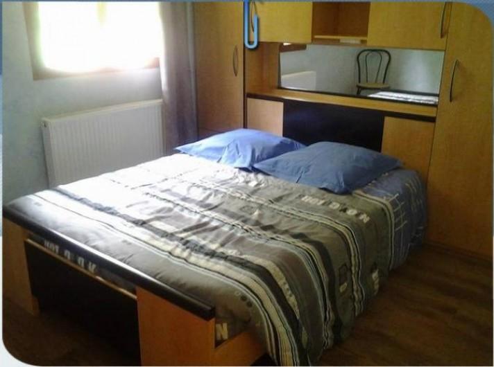 Location de vacances - Maison - Villa à Sexey-aux-Forges - Chambre 2 à l'étage