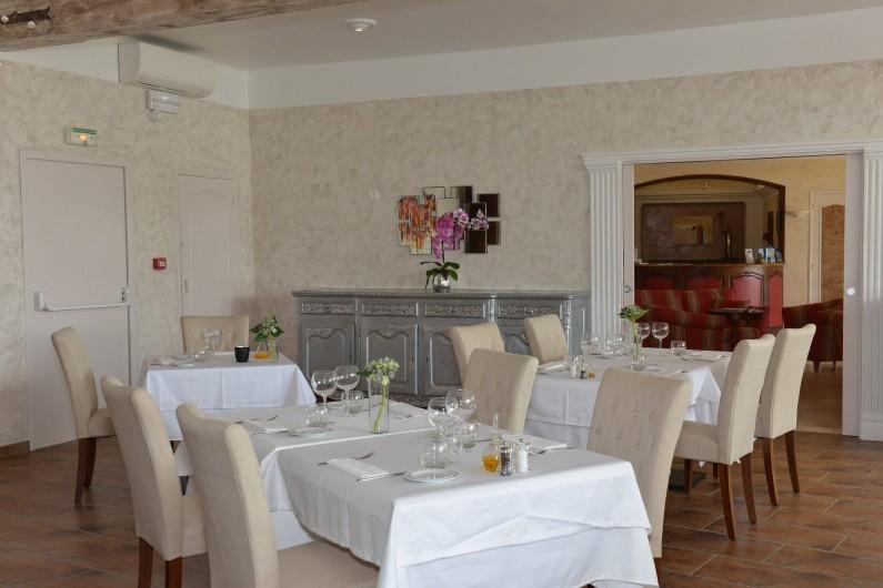 Location de vacances - Chambre d'hôtes à Cavalaire-sur-Mer - Restaurant