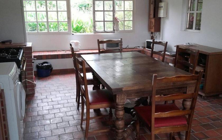Location de vacances - Maison - Villa à Urville