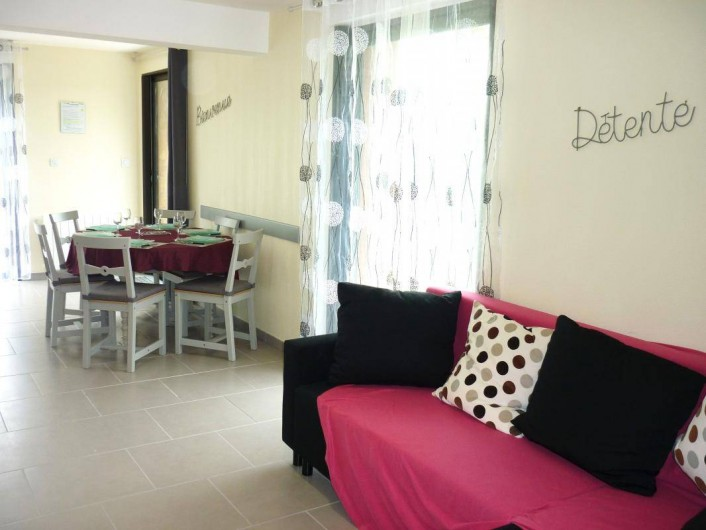 Location de vacances - Villa à Manneville-la-Pipard
