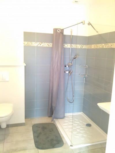 Location de vacances - Appartement à Ploufragan - SALLE D'EAU DU STUDIO