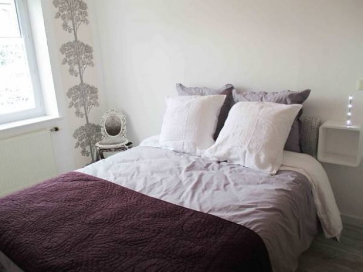 Location de vacances - Appartement à Ploufragan - 1 CHAMBRE GITE : L'ERABLE