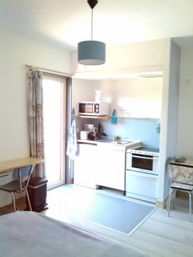 Location de vacances - Appartement à Ploufragan - LE STUDIO