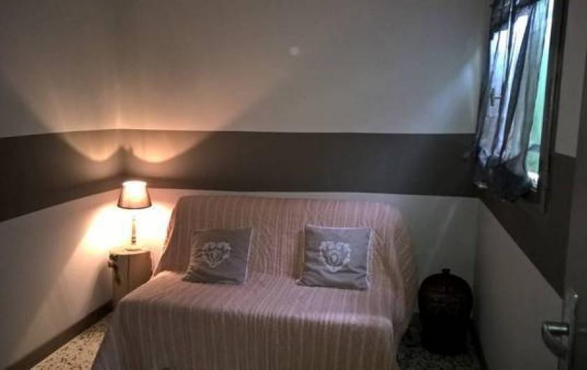 Location de vacances - Maison - Villa à Vers-Pont-du-Gard - chambre 1