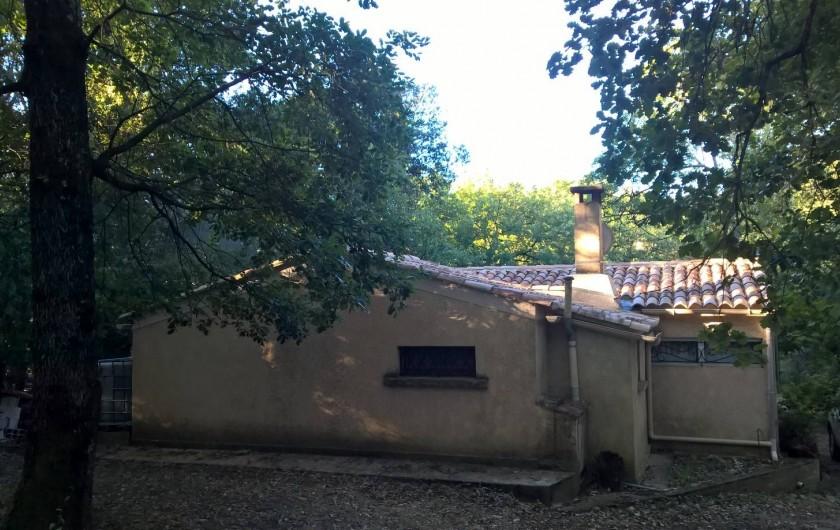 Location de vacances - Maison - Villa à Vers-Pont-du-Gard - la maison