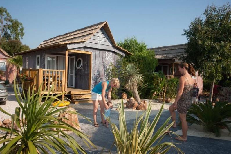 CampingVillage Spa Le Floride Et LEmbouchure étoiles à Port - Location vacances port barcares