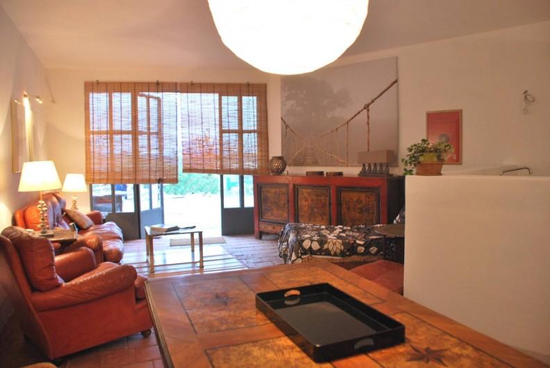 """Location de vacances - Appartement à Murazzano - """"Saffron House"""" living"""