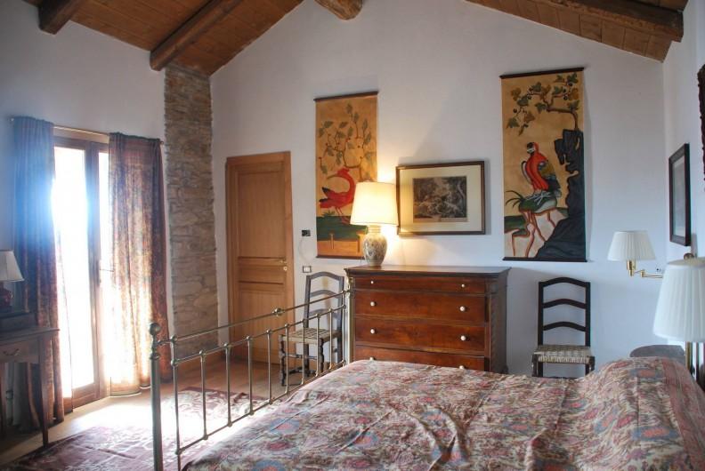 """Location de vacances - Appartement à Murazzano - """"Chilli House"""" bedroom"""