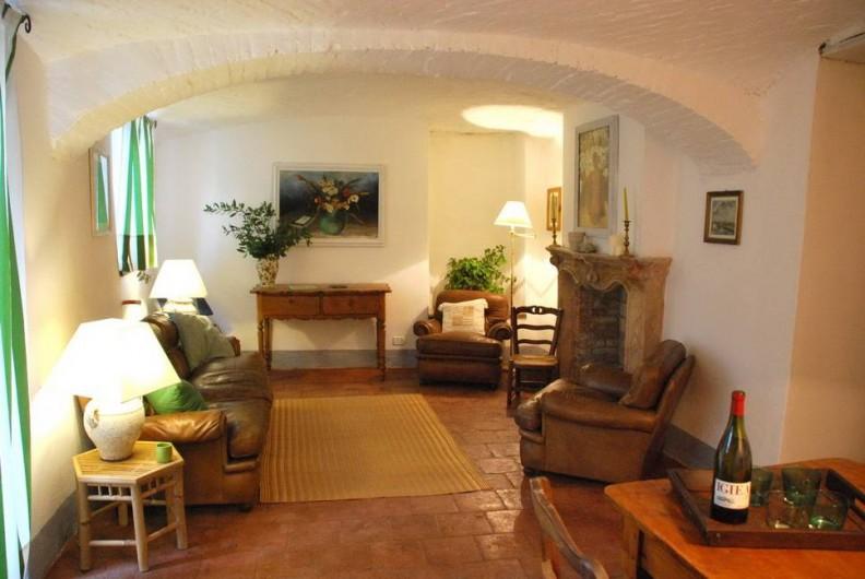 """Location de vacances - Appartement à Murazzano - """"Mint House"""" living"""