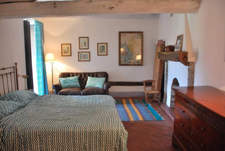 "Location de vacances - Appartement à Murazzano - ""Mint House"" bedroom"