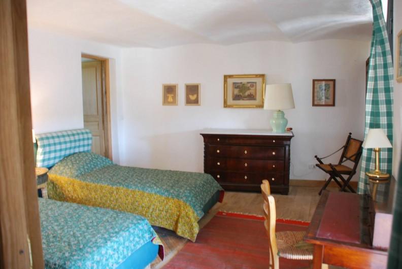 "Location de vacances - Appartement à Murazzano - ""Mint House"" bedroom 2"