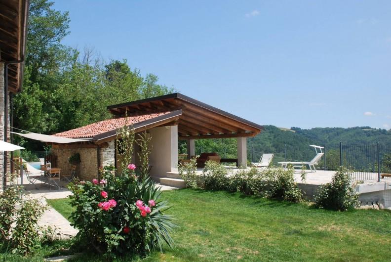 Location de vacances - Appartement à Murazzano - vue