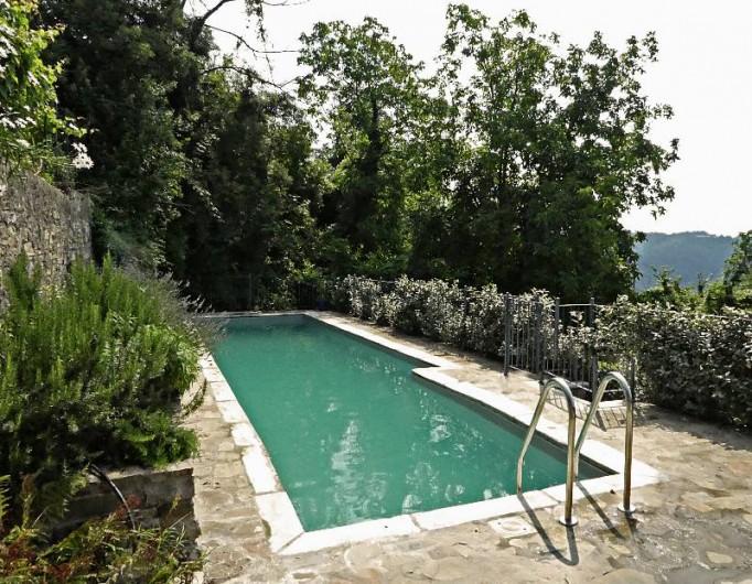 Location de vacances - Appartement à Murazzano - Piscine