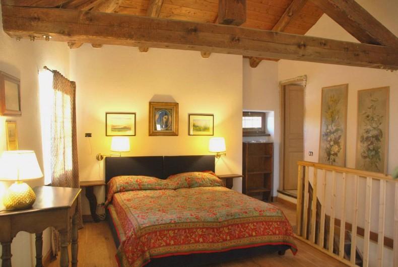 "Location de vacances - Appartement à Murazzano - ""Indigo House"" bedroom"