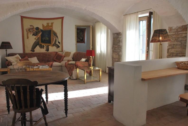 """Location de vacances - Appartement à Murazzano - """"Chilli House"""" living"""