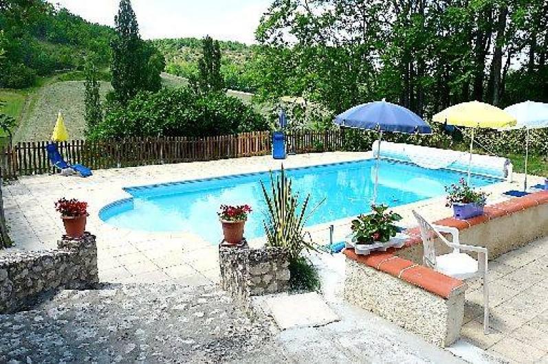 Location de vacances - Gîte à Tournon-d'Agenais