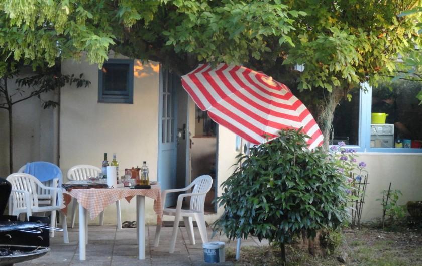 Location de vacances - Villa à Le Porge
