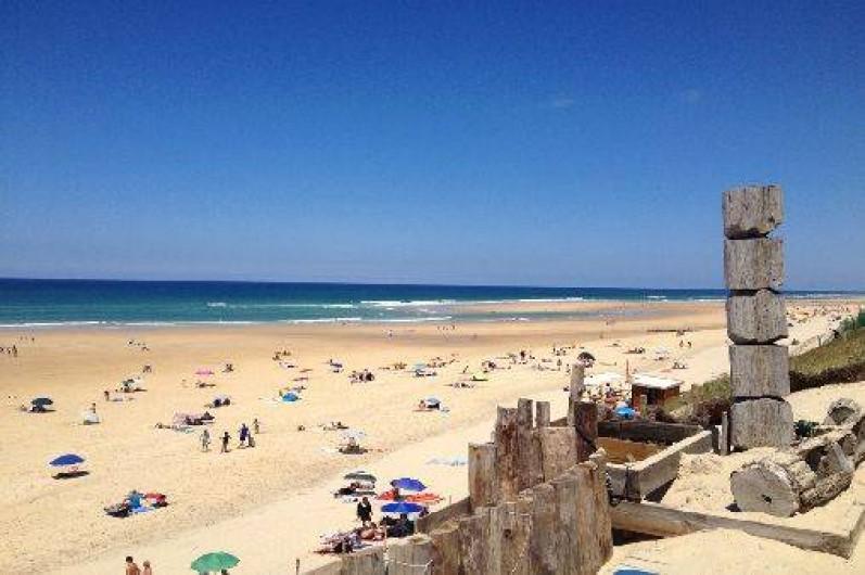 Location de vacances - Chambre d'hôtes à Mimizan - A 50 mètre de la plage