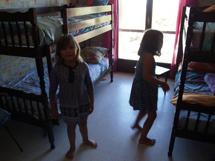 Location de vacances - Appartement à Le Grau-du-Roi - Chambre des enfants: 4 lits