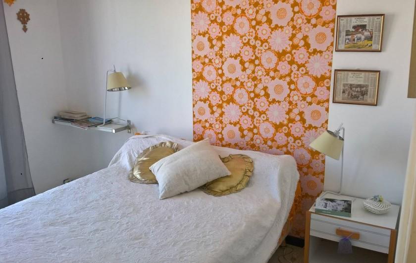 Location de vacances - Appartement à Le Grau-du-Roi - Chambre des parents