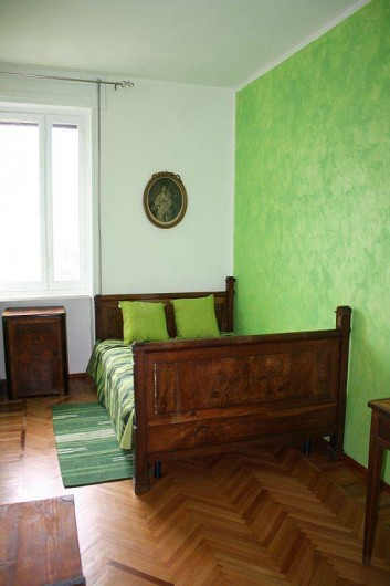 Location de vacances - Appartement à Aoste