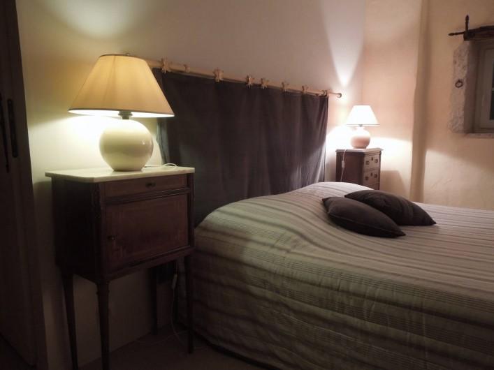 Location de vacances - Mas à Chantemerle-lès-Grignan - chambre 2