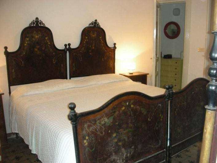 Location de vacances - Villa à Aci Castello - Chambre principale