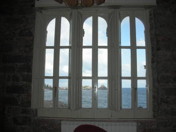 Location de vacances - Villa à Aci Castello