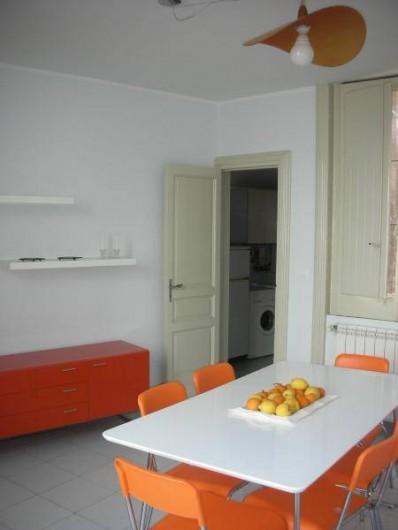Location de vacances - Villa à Aci Castello - Salle à manger