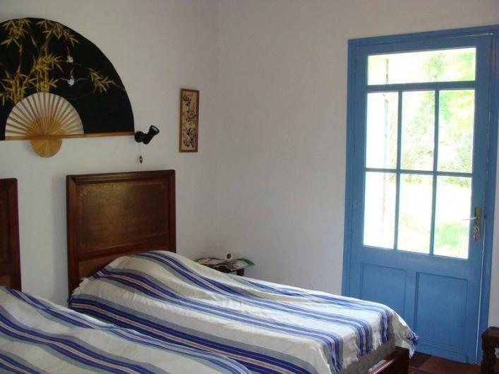 Location de vacances - Gîte à Sillas - Chambre 3