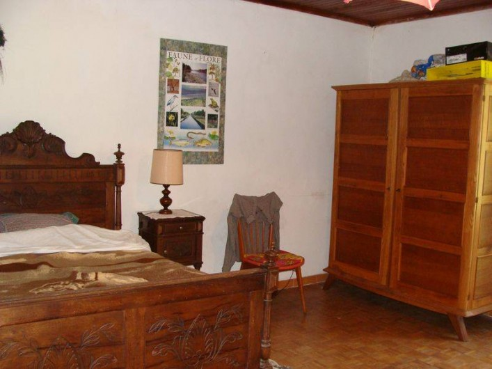 Location de vacances - Gîte à Sillas - Chambre 1 suite