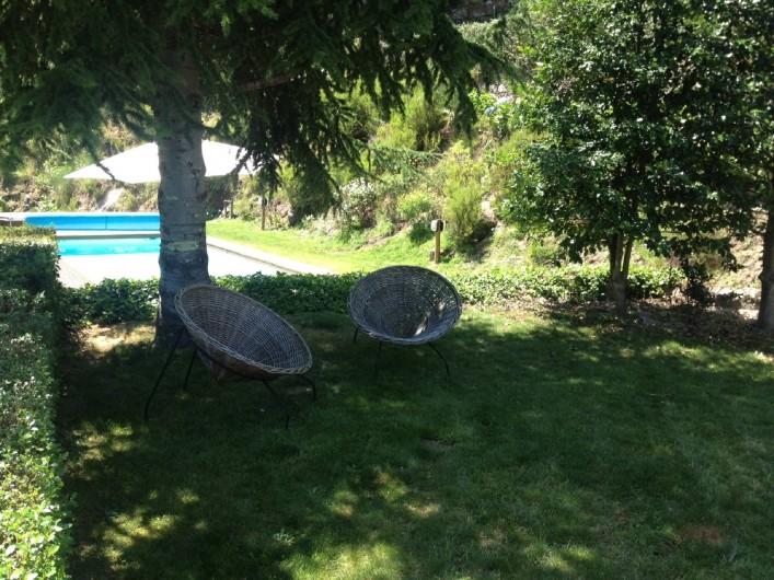 Location de vacances - Chalet à Vieira do Minho - L´extérieur