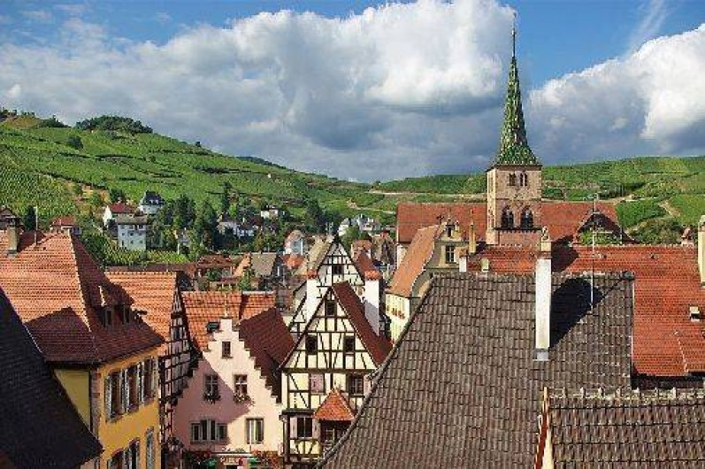 Location de vacances - Gîte à Turckheim