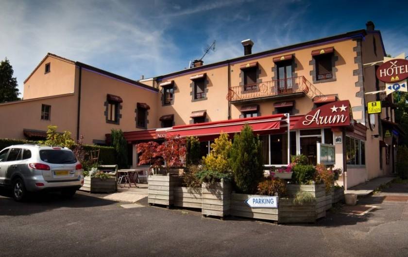 Location de vacances - Hôtel - Auberge à Orcines