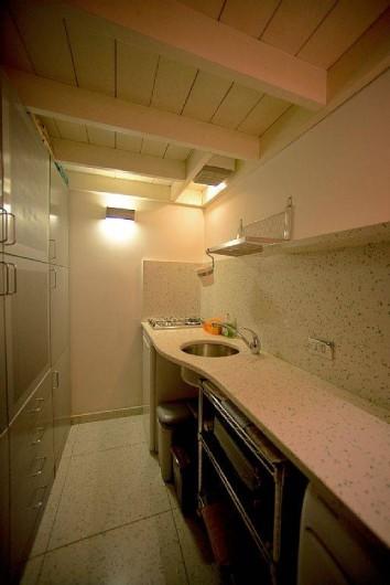Location de vacances - Studio à Rione III Colonna - cuisine