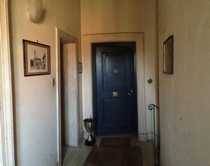 Location de vacances - Studio à Rione III Colonna - porte d'entrée