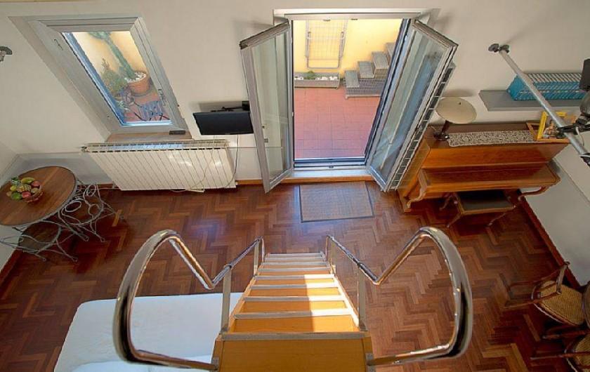 Location de vacances - Studio à Rione III Colonna - à l'étage