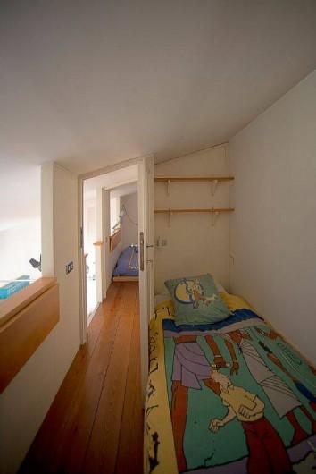 Location de vacances - Studio à Rione III Colonna - la chambre simple