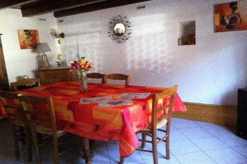 Location de vacances - Maison - Villa à Cercier