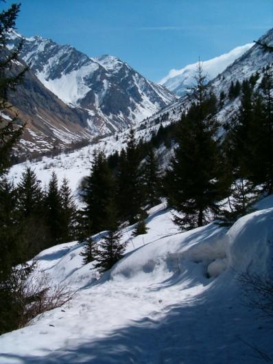 Location de vacances - Chalet à Champagny-en-Vanoise - Vallée glaciaire de Champagny le Haut